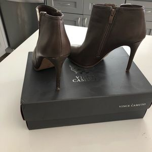 Vince Camuto Shoes - Ankle heeled booties